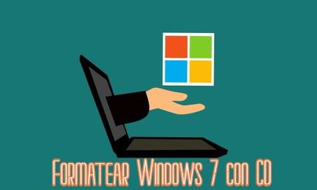 como formatear una laptop windows 7