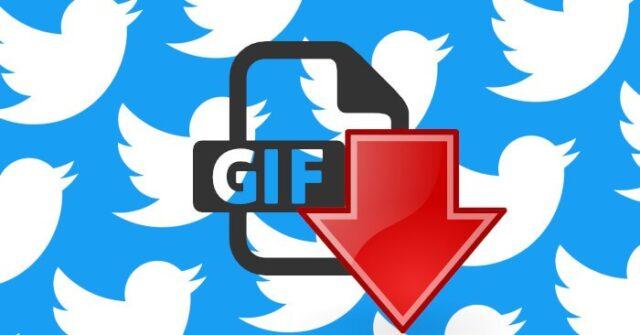 download Twitter gifs