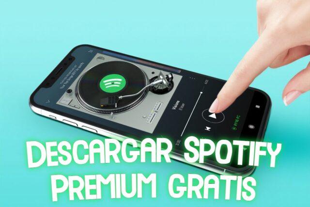 descargar spotify premium gratis